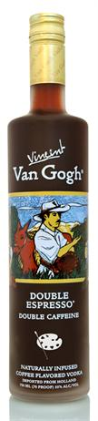 Vincent Van Gogh Vodka Double Espresso
